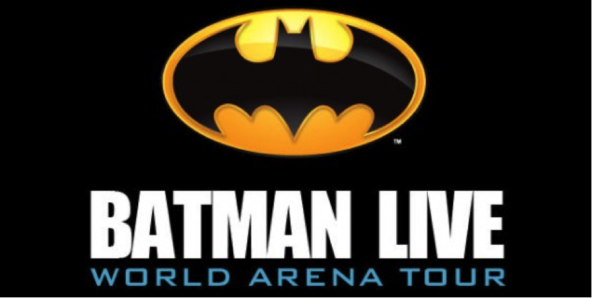 'Batman Live' Logo