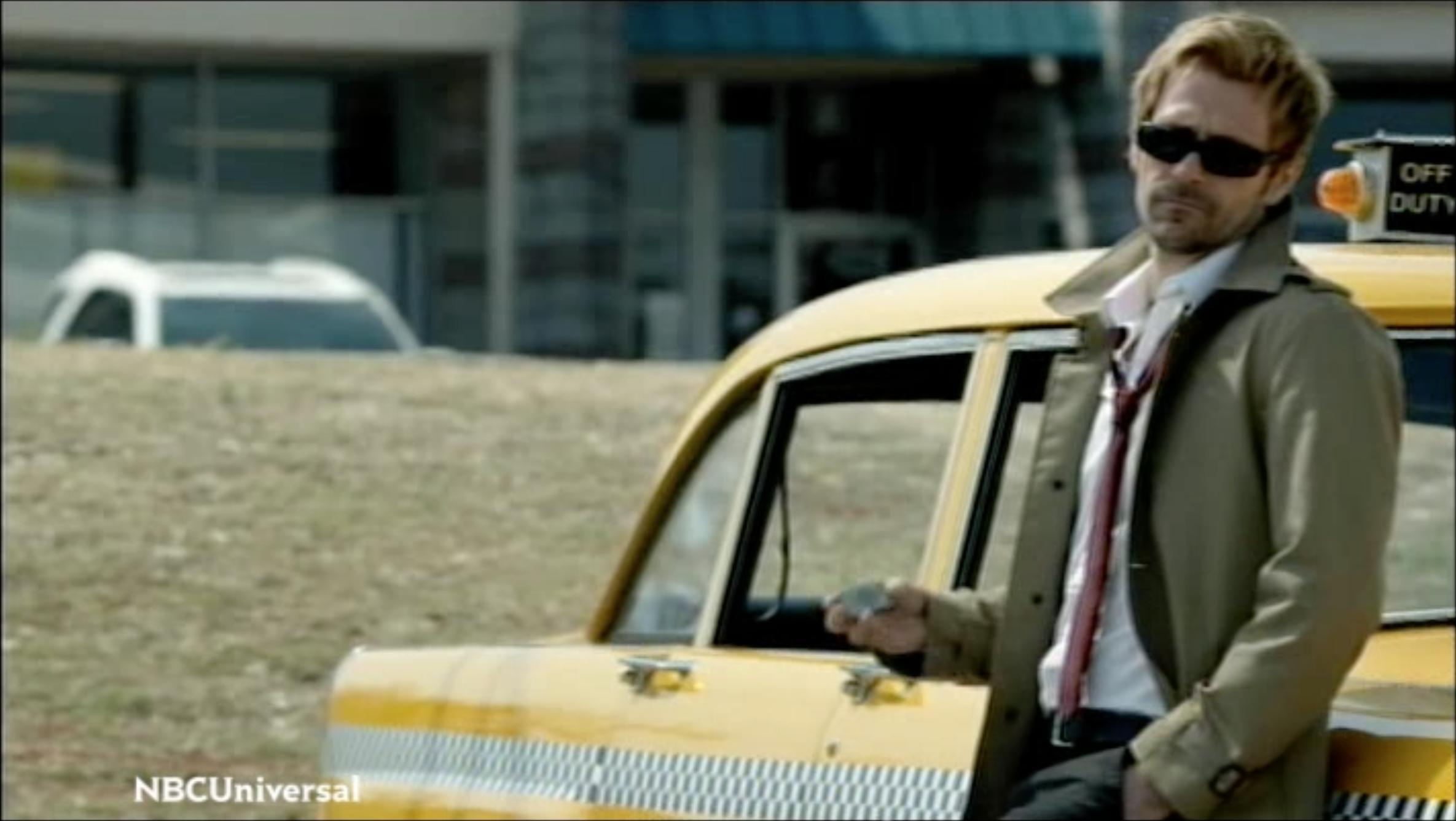 Constantine S01E01 'Pilot'