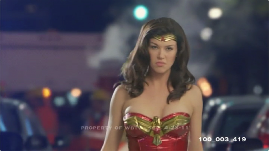 'Wonder Woman' Unaired Pilot