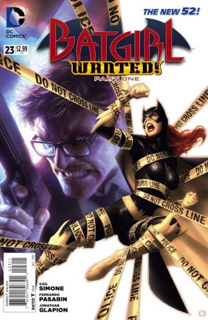 'Batgirl' #23