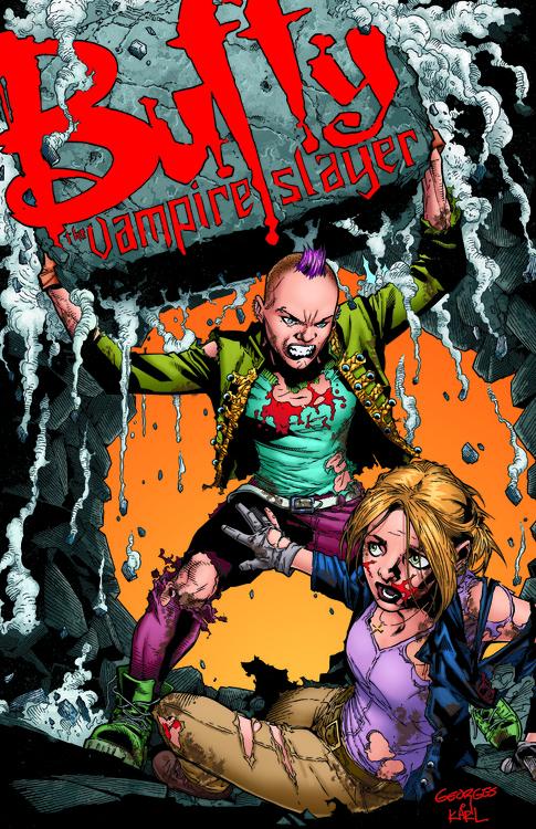 'Buffy the Vampire Slayer' Season 9 #24