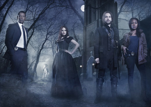 Sleepy Hollow S01E01 'Pilot'