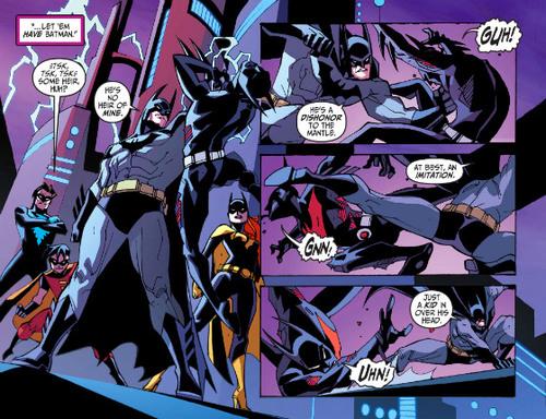 'Batman Beyond 2.0′ #5