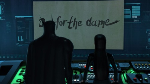 'Beware the Batman' S01E11 Instinct