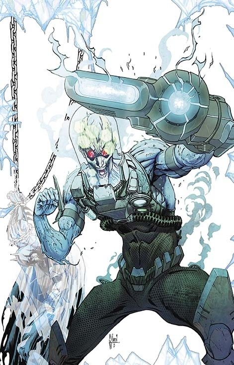 'Batman: The Dark Knight' #23.2 Mr. Freeze