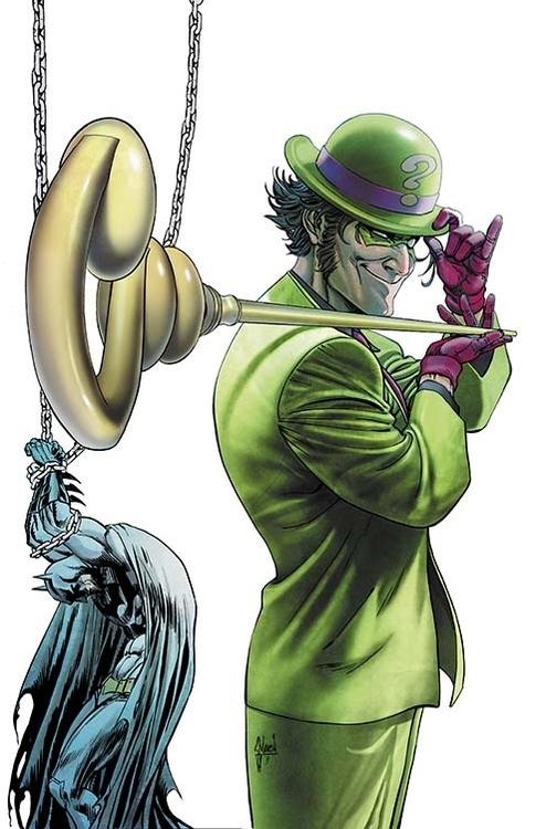 'Batman' #23.2 The Riddler