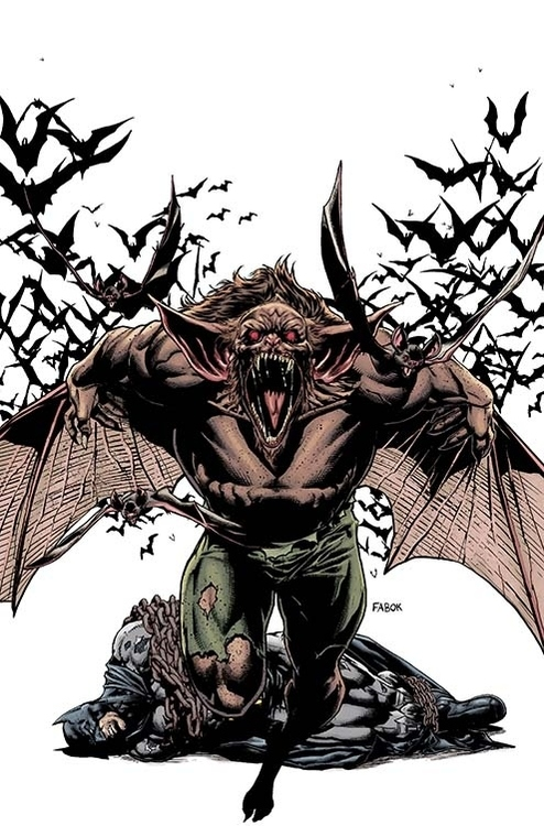 'Batman: Detective Comics' #23.4 Man-Bat