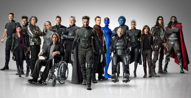 The 'X-Men: DoFP' Cast