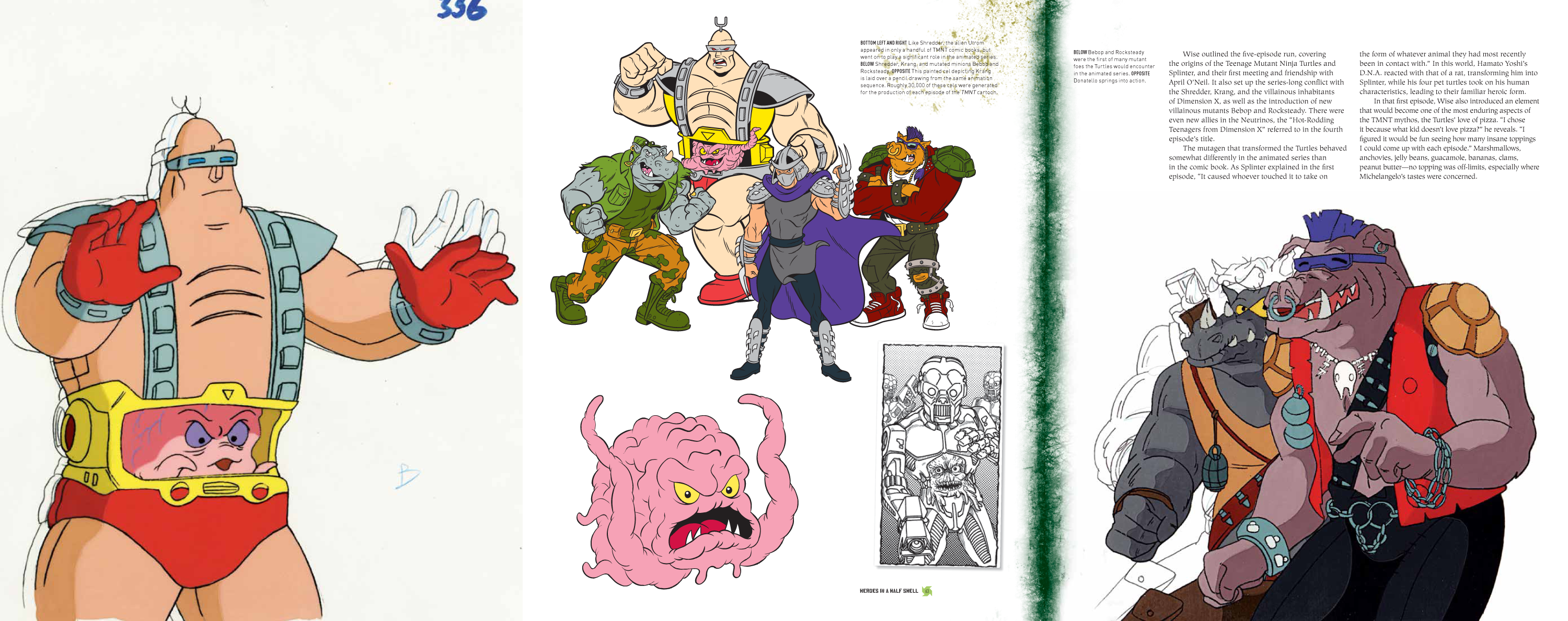 tmnt the ultimate visual history get your comic on