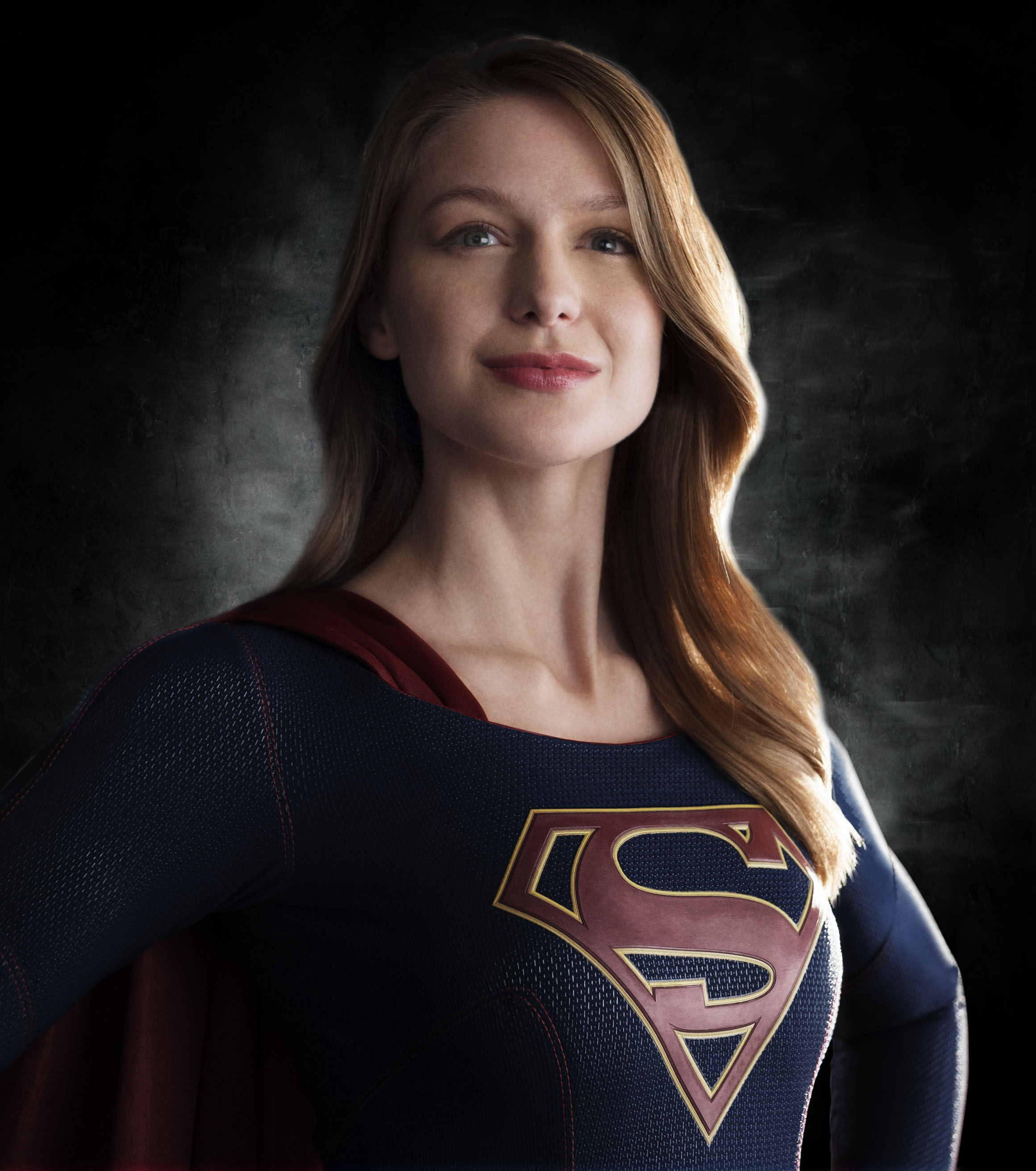 Melissa Benoist as Kara Zor-el in CBS' 'Supergirl'
