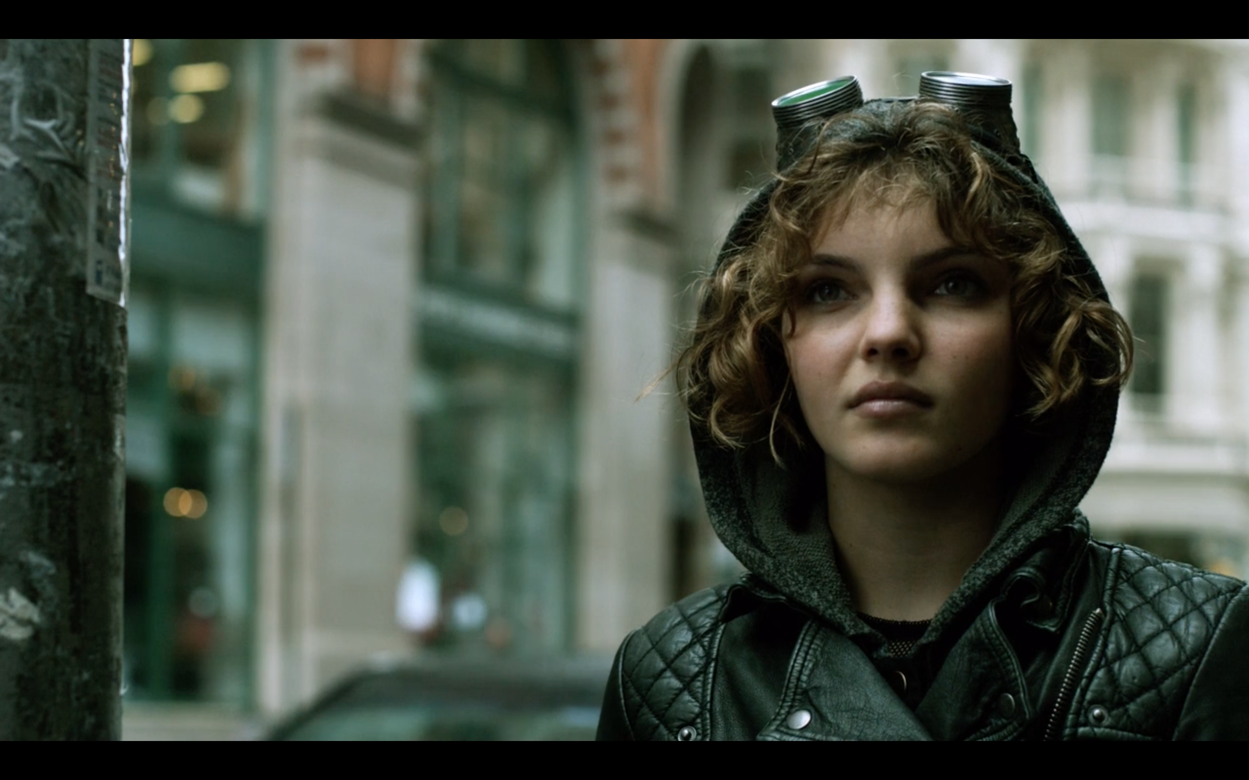 Camren Bicondova as Selina Kyle in 'Gotham'