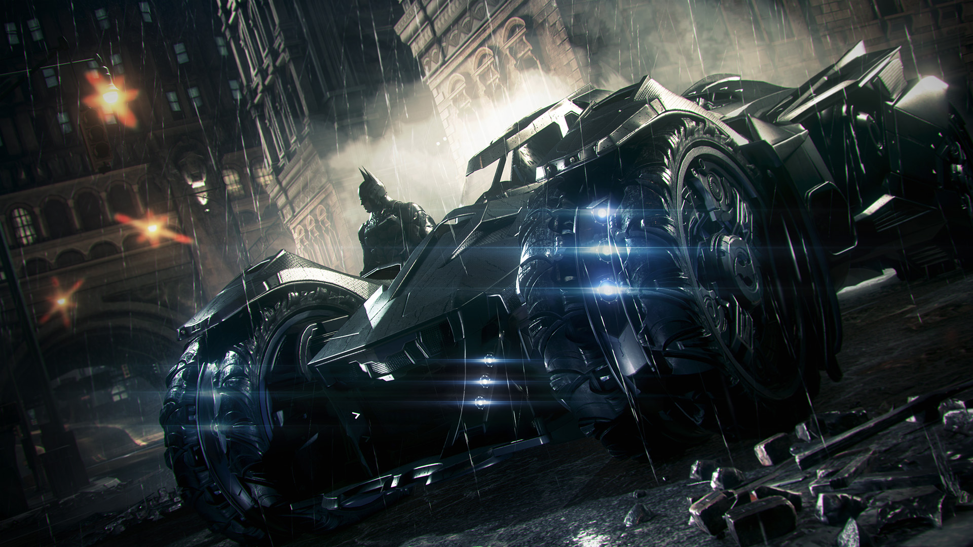 'Batman: Arkham Knight' from Rocksteady