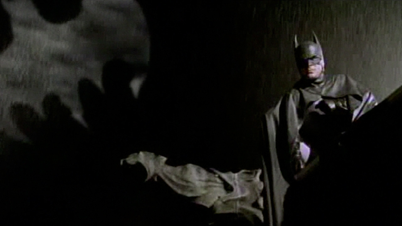 Clark Bartram as Batman in writer-director Sandy Collora's 'Batman Dead End'