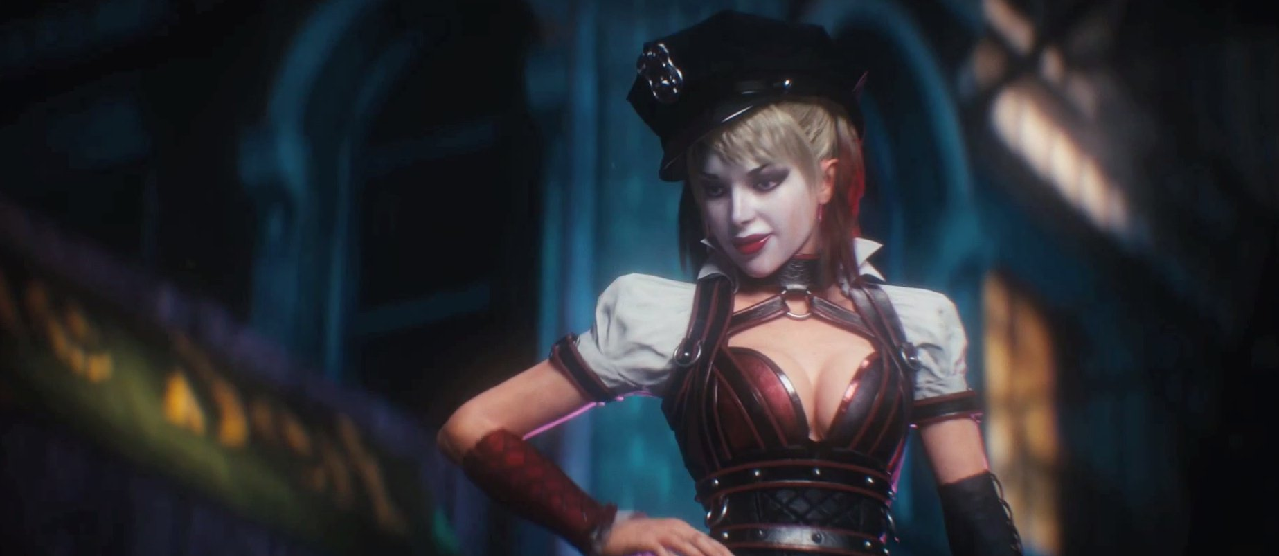 Harley Quinn in 'Arkham Knight'