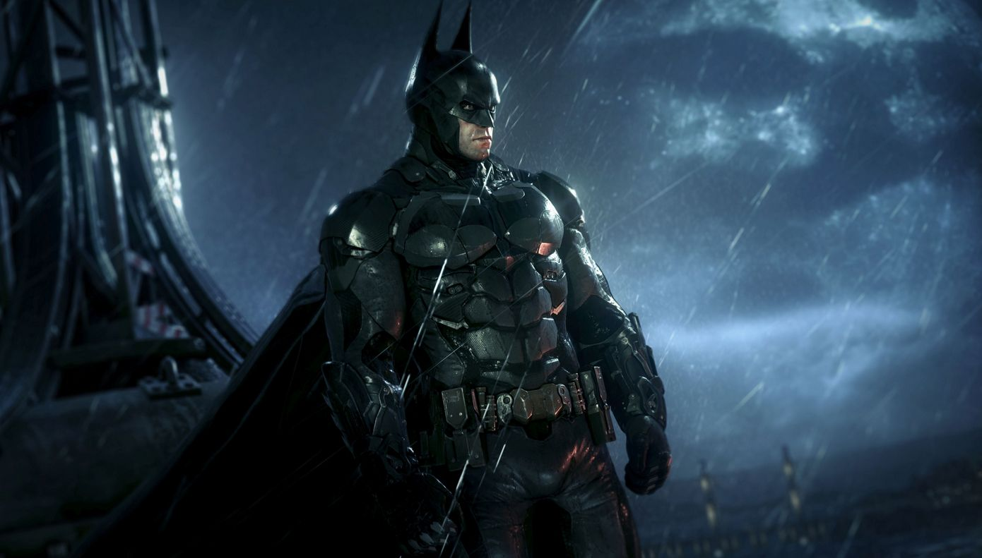 Batman in 'Batman: Arkham Knight'