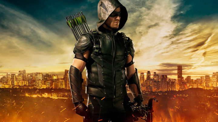'Arrow' season 4 promo artwork