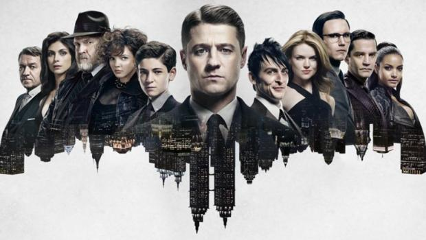 Season 2 banner art for 'Gotham'. Fox.