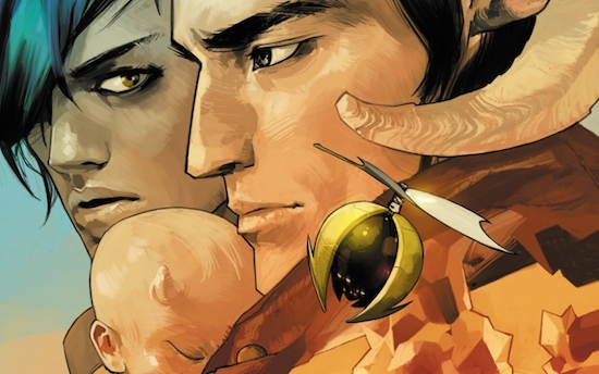 'Saga' from Image Comics
