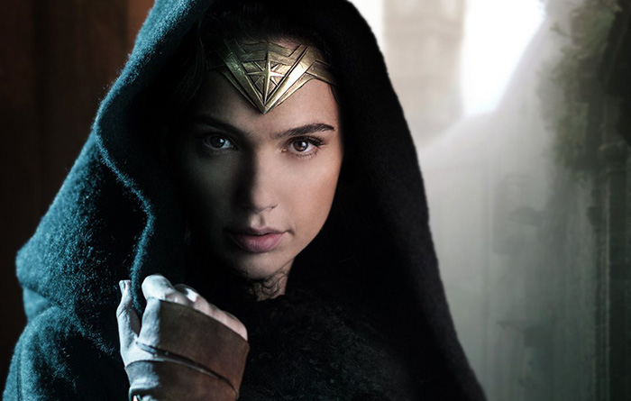 Gal Gadot in 'Wonder Woman' (2017)