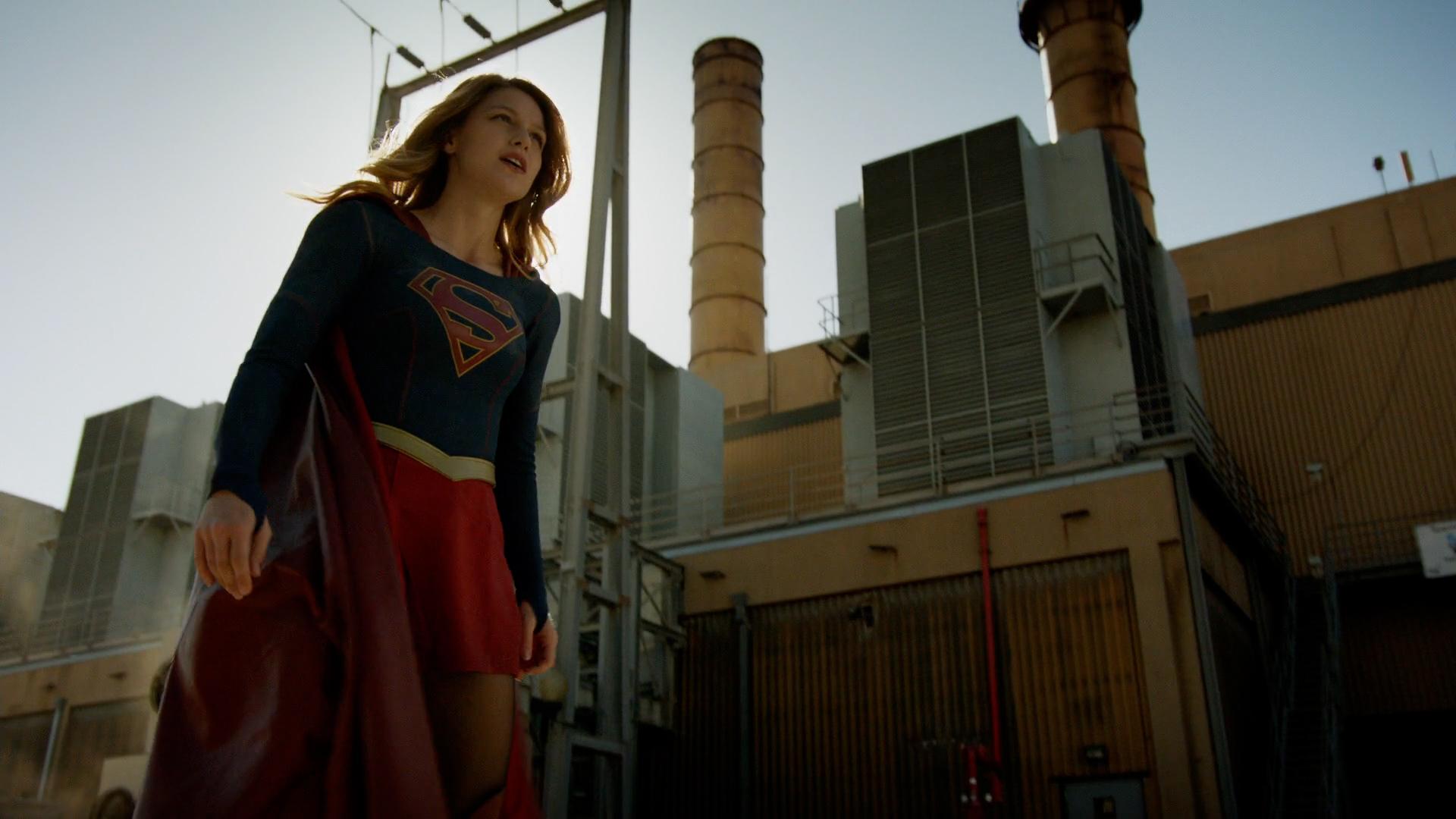 Melissa Benoit in CBS 'Supergirl'
