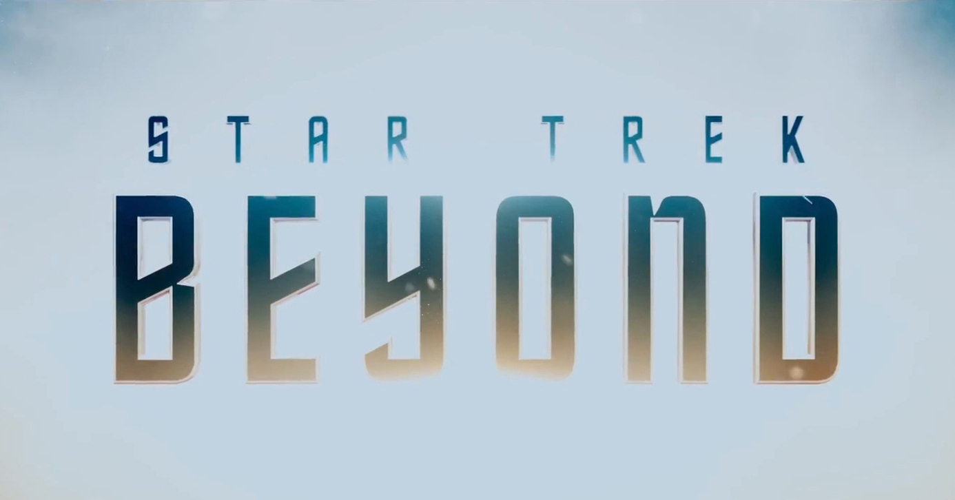 Title card for 'Star Trek Beyond'