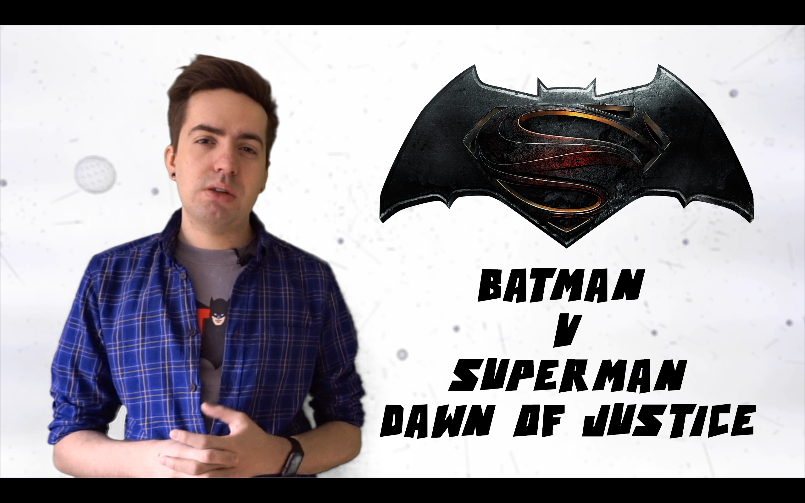 GYCO Webisode 1 - Choose Your Side: 'Batman v Superman'