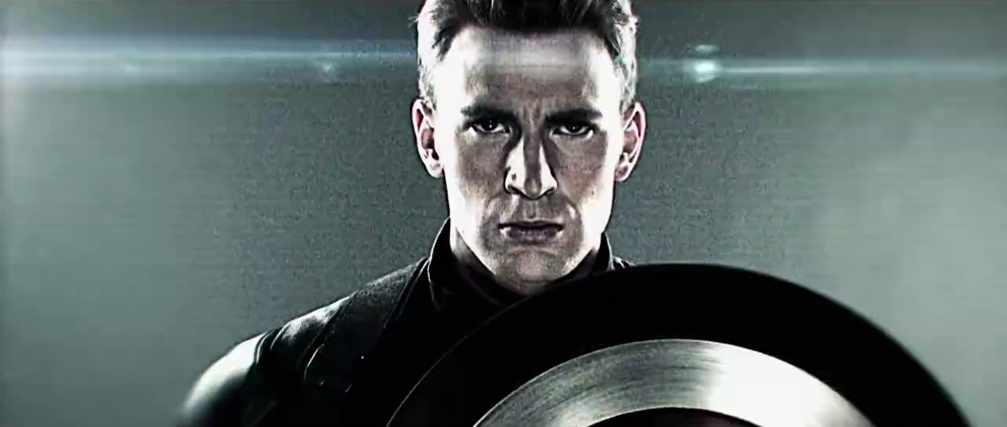 Chris Evans as Steve Rogers in 'Captain America: Civil War'