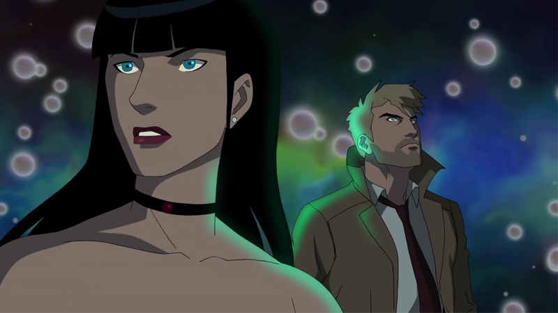 'Justice League Dark'
