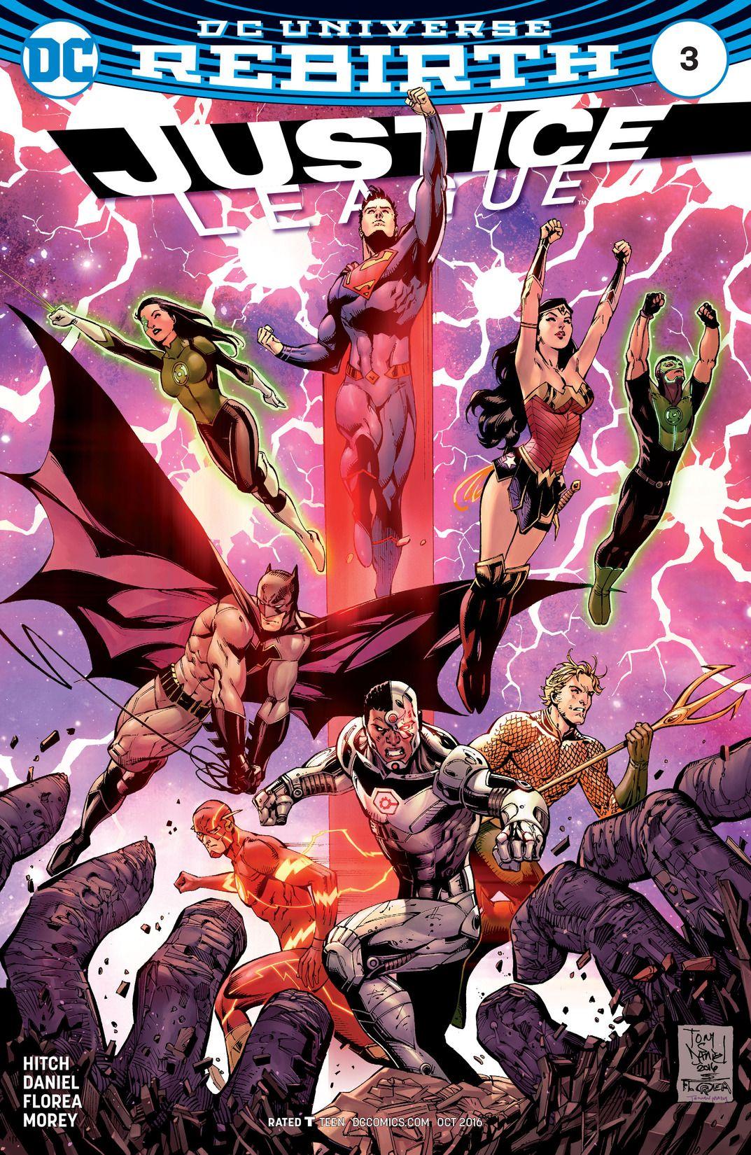 justice league review - photo #9