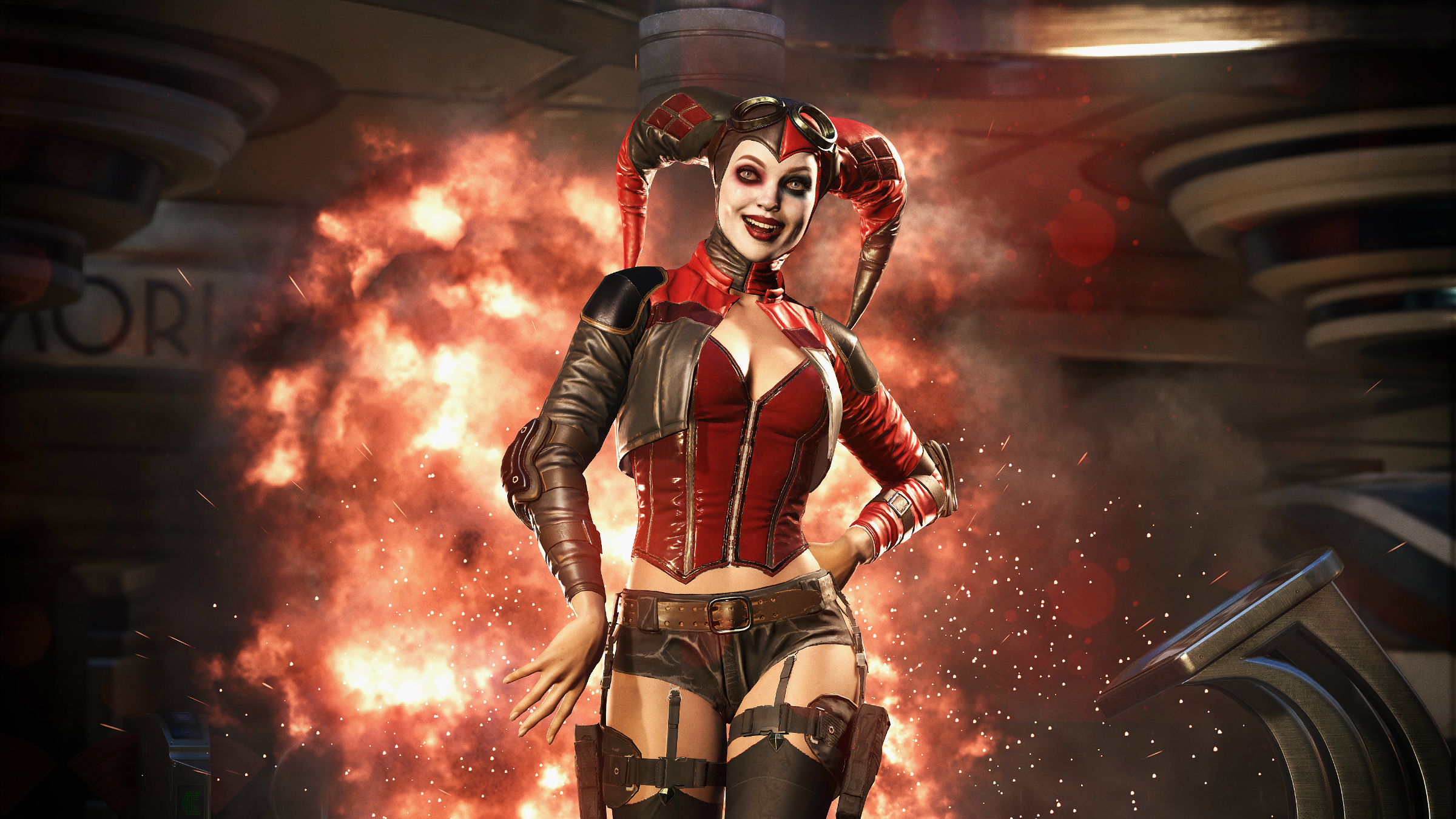 Harley Quinn in 'Injustice 2'