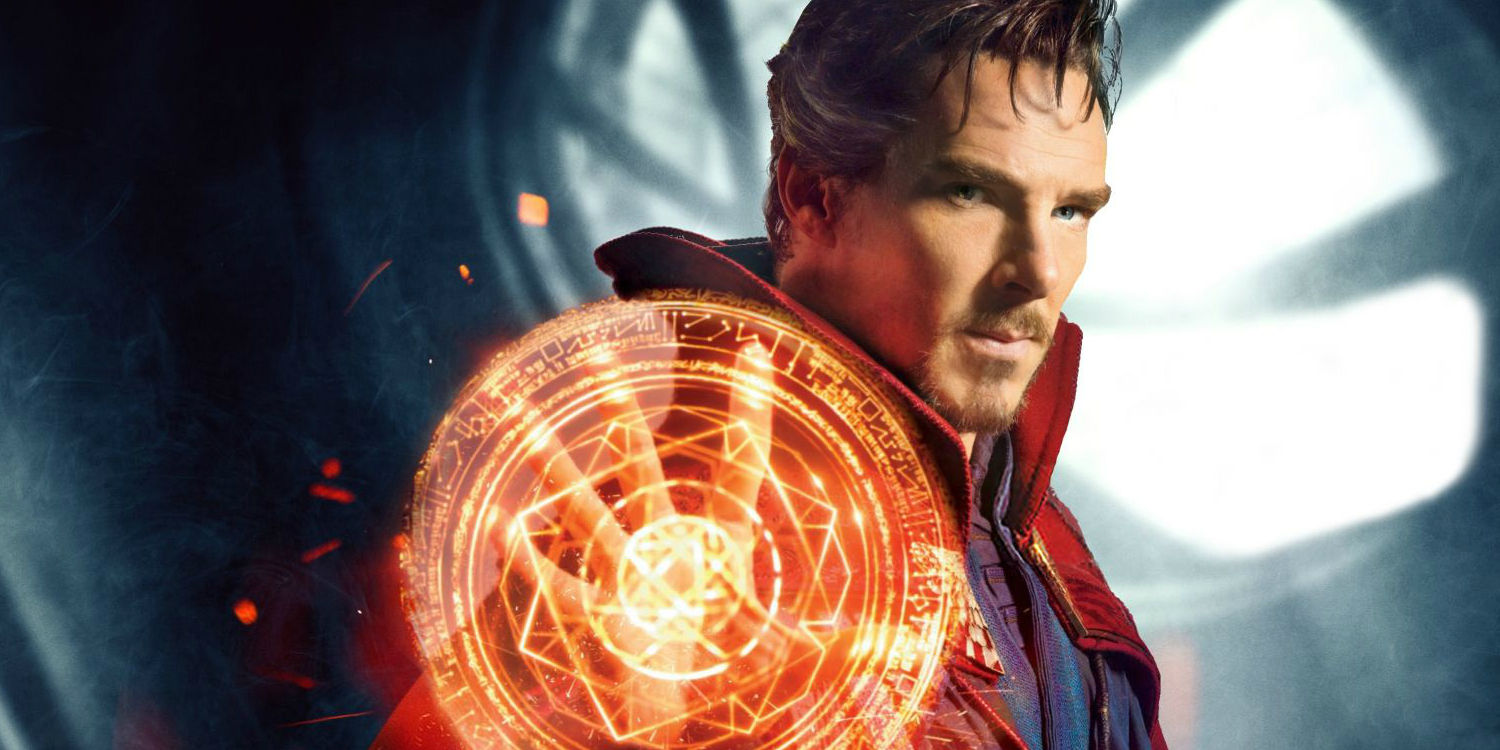 Benedict Cumberbatch in 'Doctor Strange'