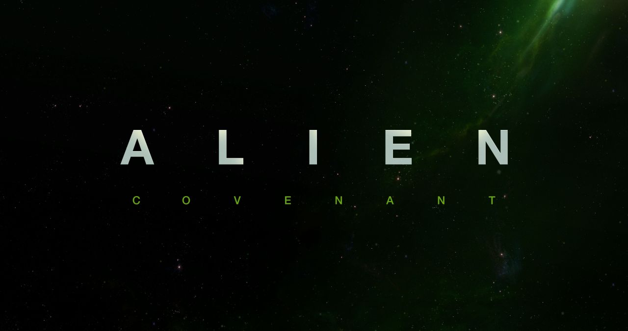 'Alien Covenant' logo image