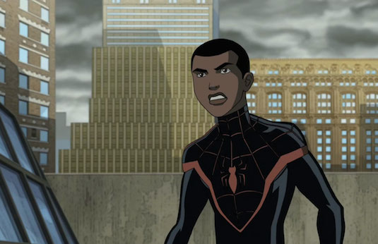 Sony confirms Miles Morales for animated 'Spider-Man' film ...