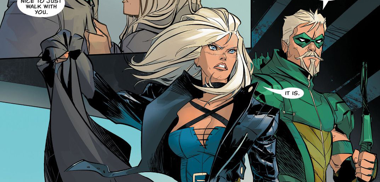 Green Arrow #50 Review - Black Nerd Problems