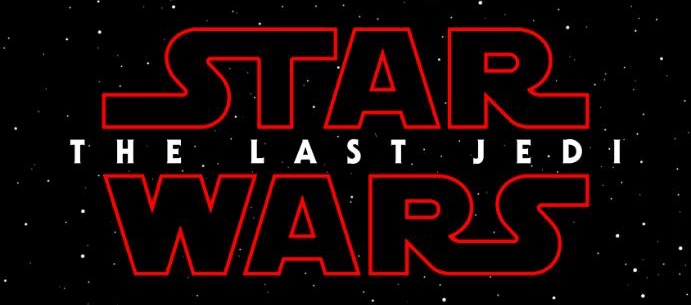 'Star Wars: The Last Jedi' logo'Star Wars: The Last Jedi' logo