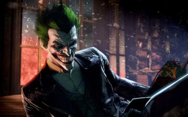 Joker - Arkham Origins