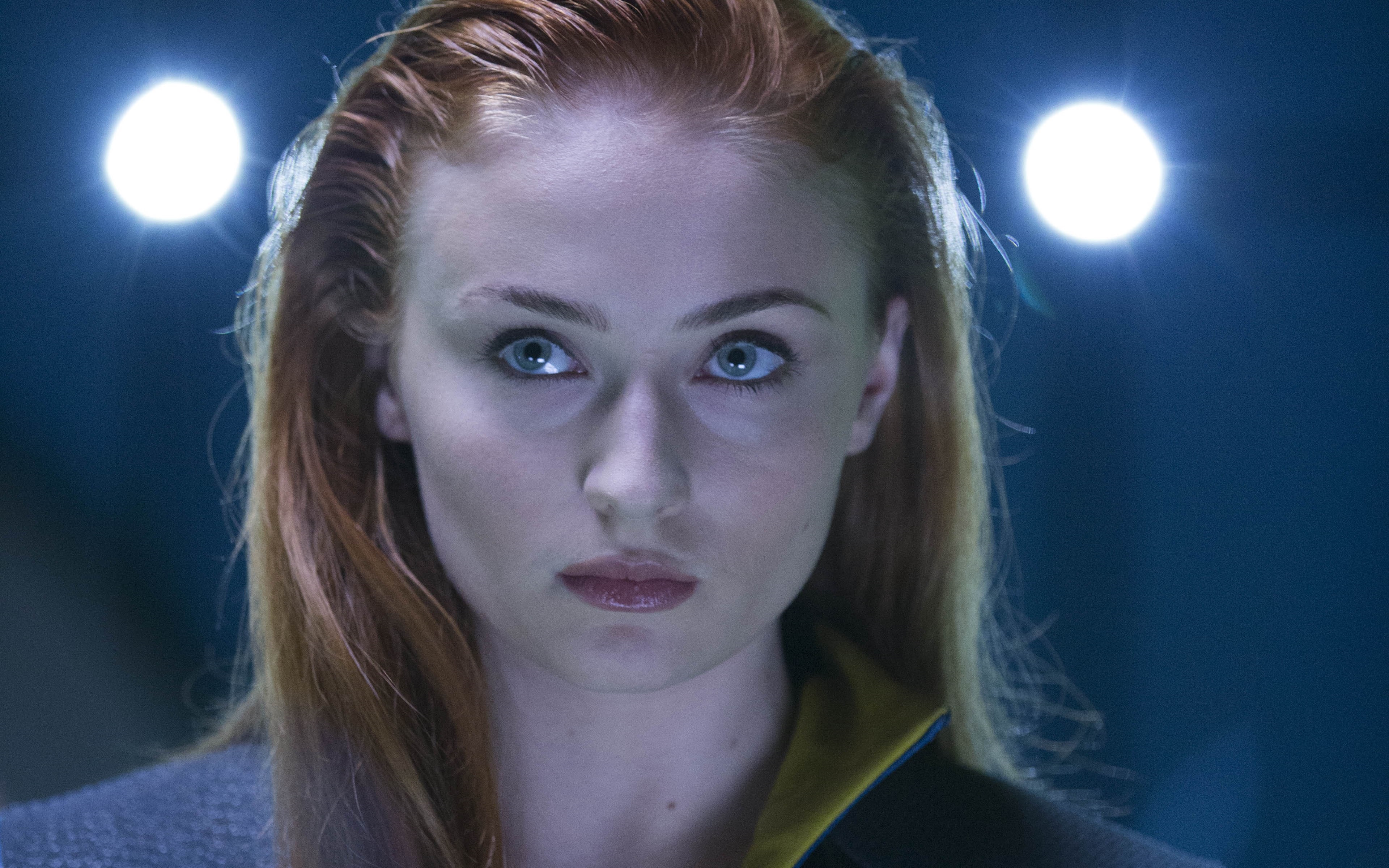 Sophie Turner in 'X-Men Apocalypse'