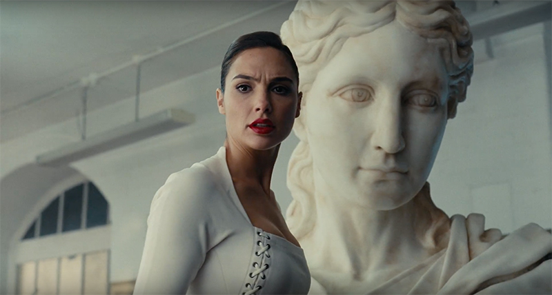 By Ken Levine Wonder Woman My Review: Cyborg, Wonder Woman 'Justice League' Posters And Teasers