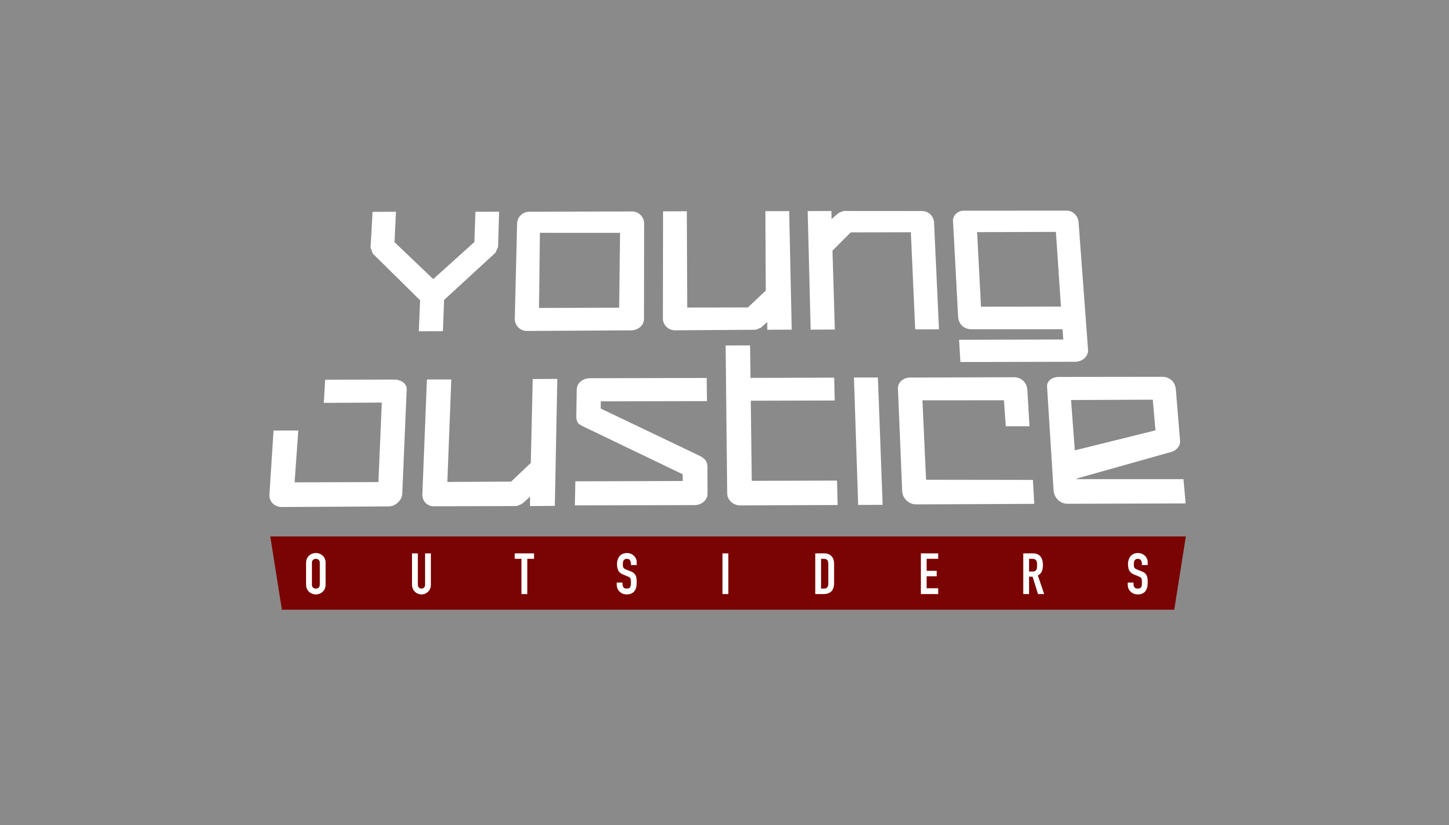 Young Justice: Outsiders logo