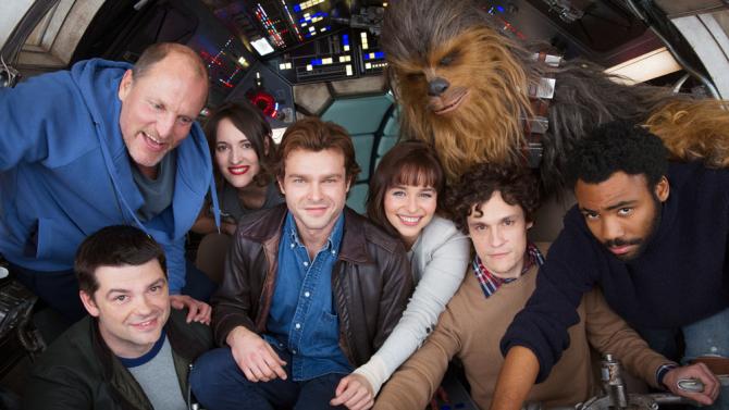 Han Solo (2018) cast