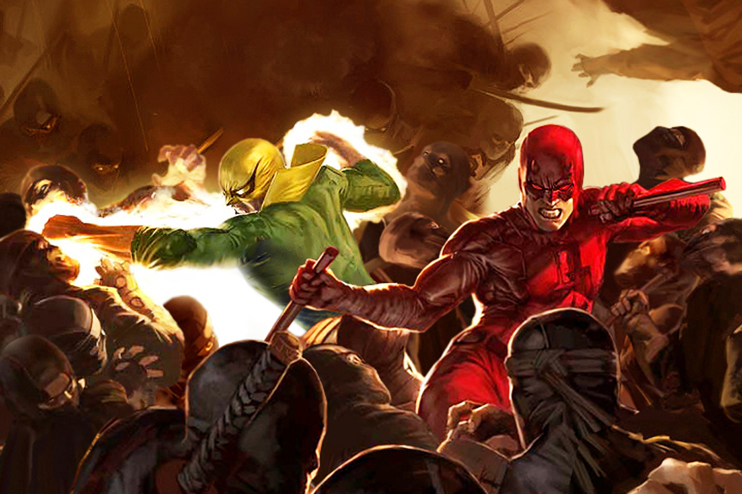Daredevil & Iron Fist
