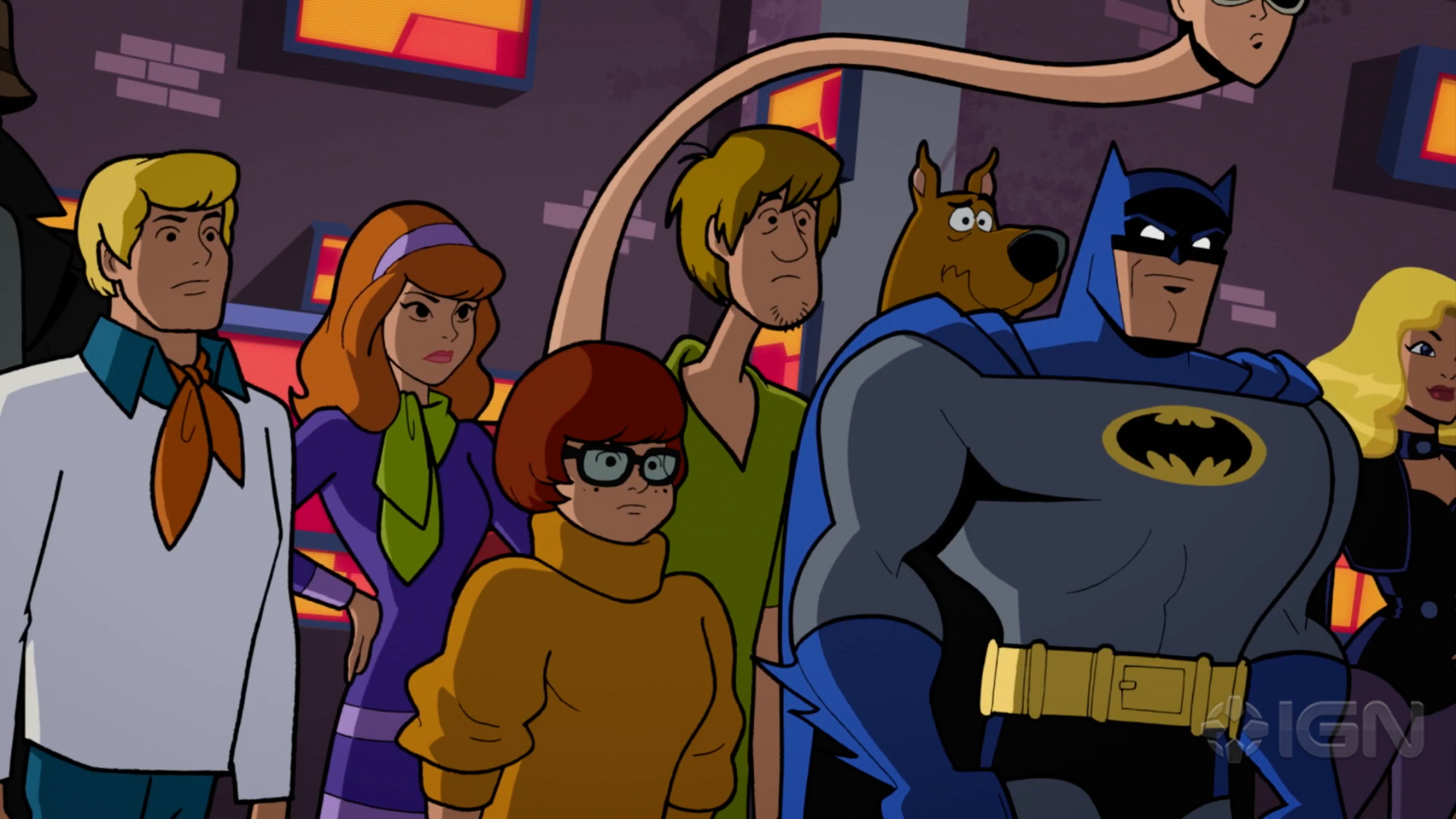 Scooby Doo! and Batman: The Brave and the Bold