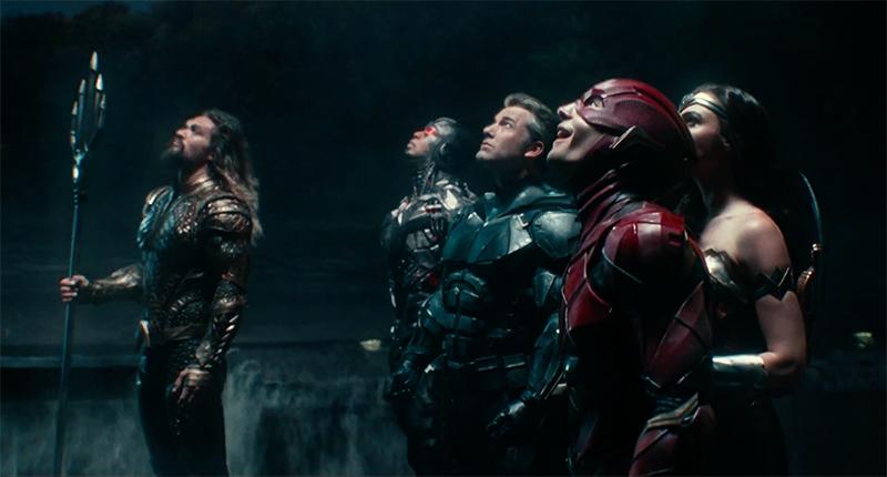 'Justice League' (2017)