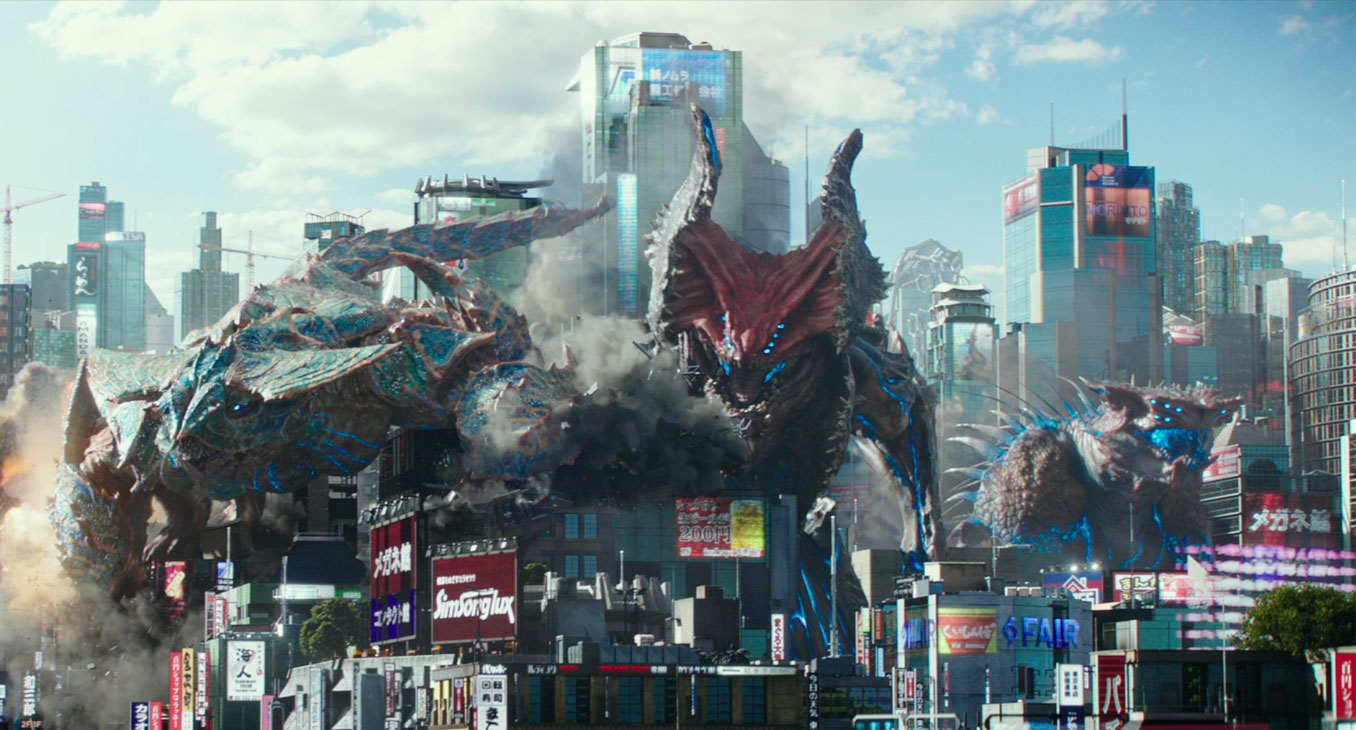 Netflix's Pacific Rim Anime To Premier in 2020