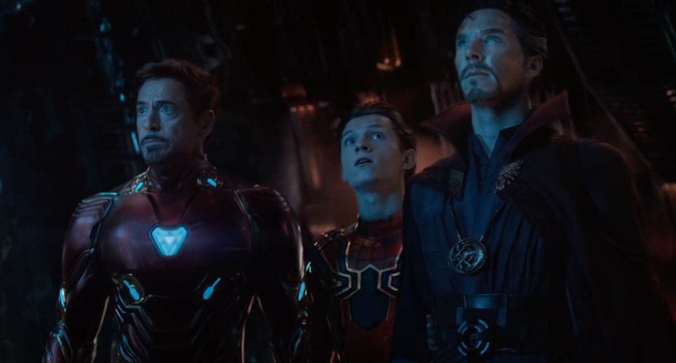 'Avengers: Infinity War' sets new global release date ...