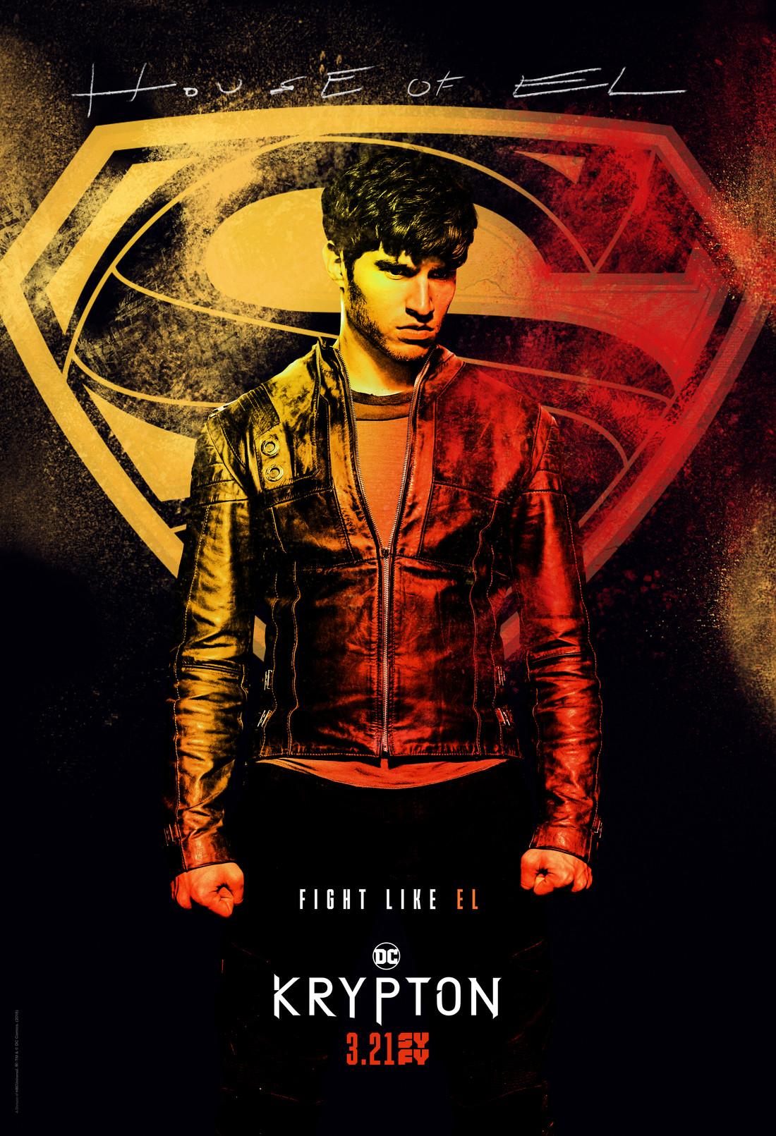 Krypton - House of El