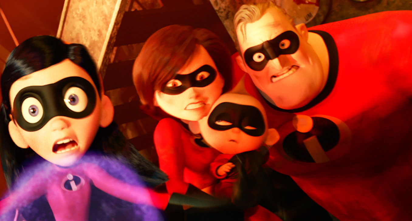 The Incredibles 2 Trailer Gallery Get Your Comic On