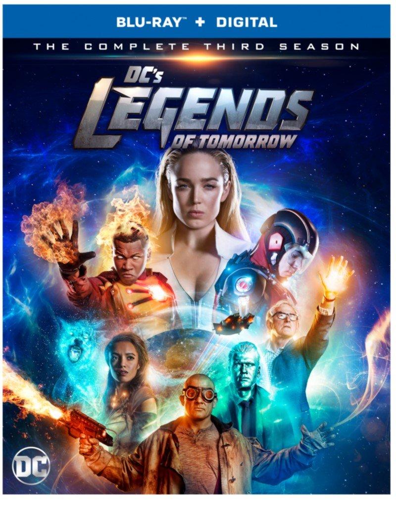 Legends of Tomorrow season 3