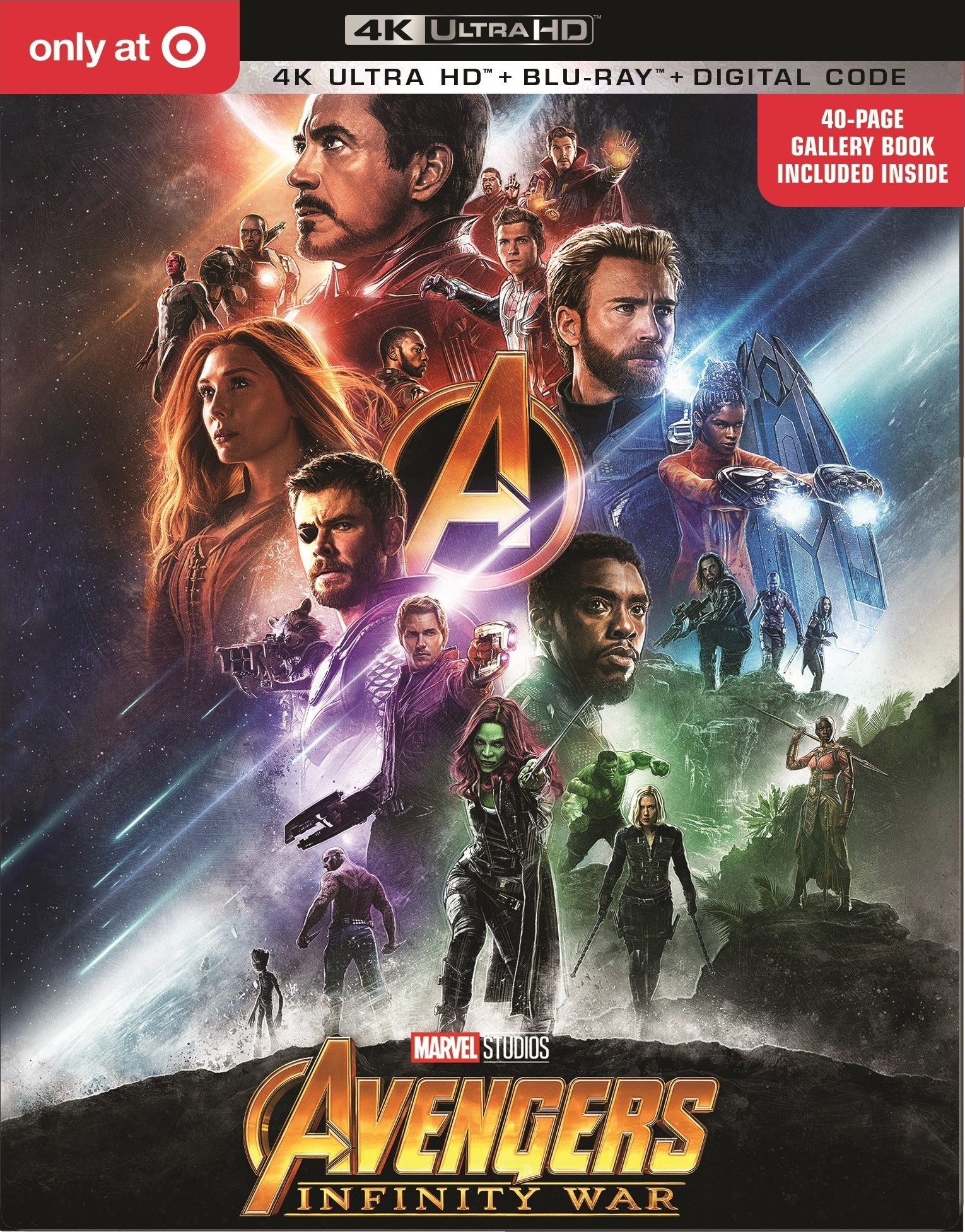 Avengers Infinity War Home Video Release Officially Announced Get