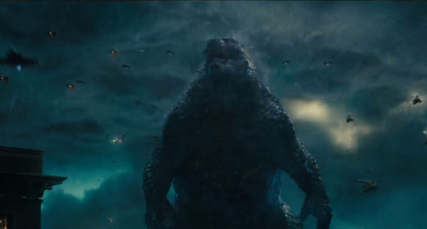 Warner Bros Releases Second Trailer For Godzilla King Of